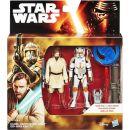 Hasbro Star Wars Epizoda 7 Dvojbalení figurek - Clone Commander Cody a Obi-Wan Kenobi 3