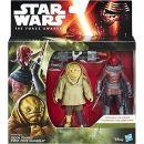Hasbro Star Wars Epizoda 7 Dvojbalení figurek - Sidon Ithano a First Mate Quiggold 2