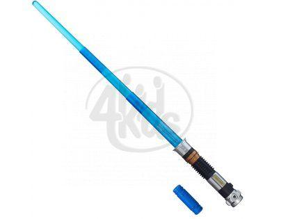 Hasbro Star Wars Epizoda 7 Elektronický světelný meč - Obi-Wan Kenobi