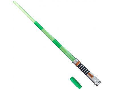 Hasbro Star Wars Epizoda 7 Elektronický světelný meč - Luke Skywalker