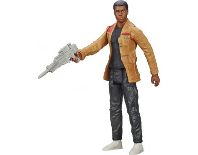 Hasbro Star Wars Epizoda 7 Hrdinská figurka - Finn Jakku