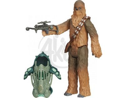 Hasbro Star Wars Epizoda 7 Obrněná figurka - Chewbacca