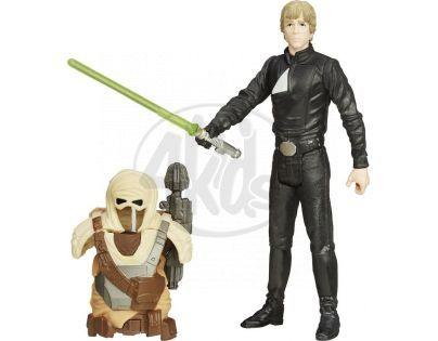 Hasbro Star Wars Epizoda 7 Obrněná figurka - Luke Skywalker