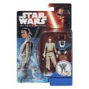 Hasbro Star Wars Epizoda 7 Sněžné figurky - Rey 2