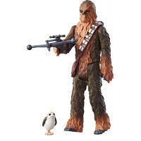 Hasbro Star Wars Epizoda 8 9,5cm Force Link figurky s doplňky B Chewbacca