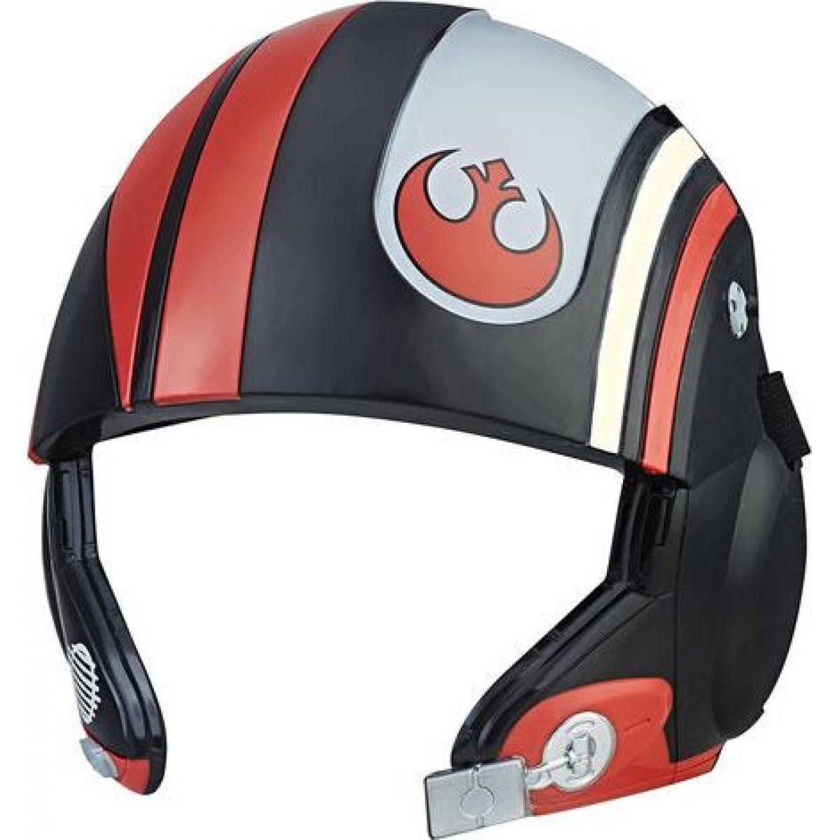 Hasbro Star Wars Epizoda 8 Maska Poe Dameron