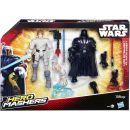 Hasbro Star Wars Hero Mashers Akční balíček - Luke Skywalker vs. Darth Vader 2