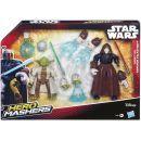 Hasbro Star Wars Hero Mashers Akční balíček - Yoda vs. Emperor Palpatine 5