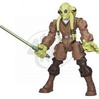 Hasbro Star Wars Hero Mashers figurka - Kit Fisto