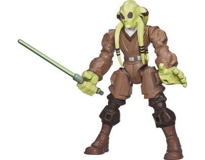 Hasbro Star Wars Hero Mashers figurka - Kit Fisto