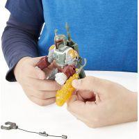 Hasbro Star Wars Hero Mashers prémiová figurka - Boba Fett 5