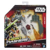 Hasbro Star Wars Hero Mashers prémiová figurka - Boba Fett 6