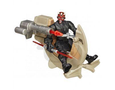 Hasbro Star Wars Hero Mashers Speeder - Sith Speeder a Darth Maul