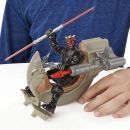 Hasbro Star Wars Hero Mashers Speeder - Sith Speeder a Darth Maul 3