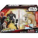 Hasbro Star Wars Hero Mashers Speeder - Sith Speeder a Darth Maul 5