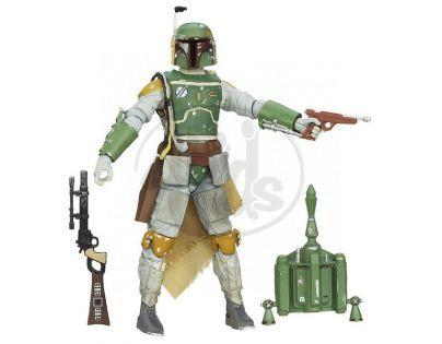 Hasbro Star Wars Pohyblivé prémiové figurky - Boba Fett