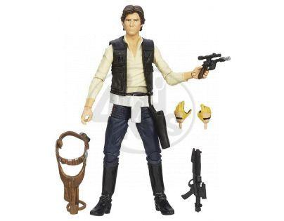 Hasbro Star Wars Pohyblivé prémiové figurky - Han Solo A4634