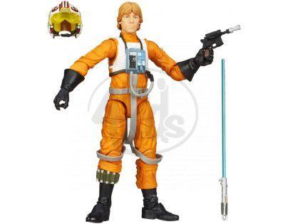 Hasbro Star Wars Pohyblivé prémiové figurky - Luke Skywalker