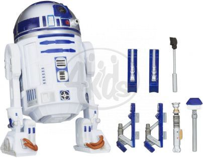 Hasbro Star Wars Pohyblivé prémiové figurky - R2-D2