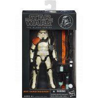 Hasbro Star Wars Pohyblivé prémiové figurky - Sandtrooper 2