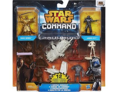 Hasbro Star Wars Rebels souboj velitelů s doplňky - Arena Assault