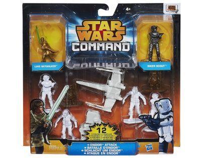 Hasbro Star Wars Rebels souboj velitelů s doplňky - Endor Attack