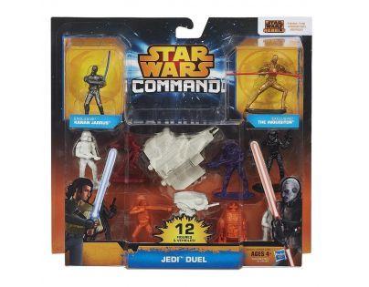 Hasbro Star Wars Rebels souboj velitelů s doplňky - Jedi Duel