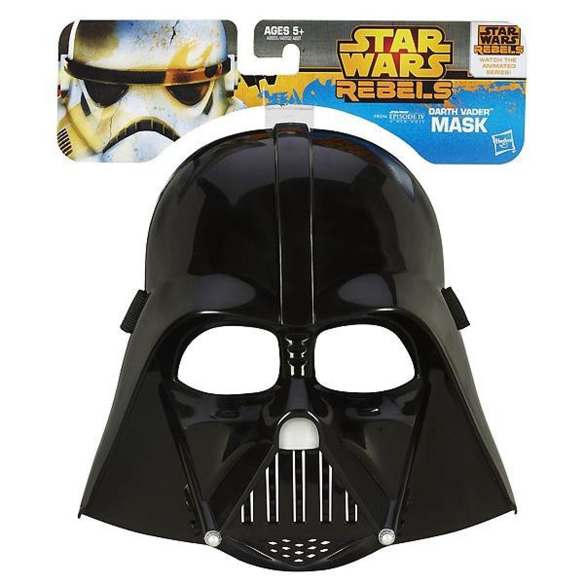 Hasbro Star Wars rebelská maska - Darth Vader