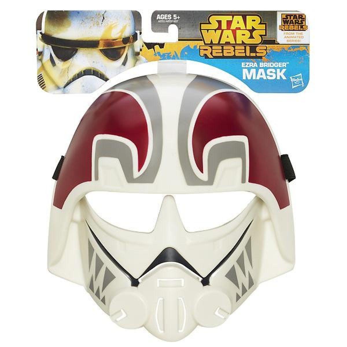 Hasbro Star Wars rebelská maska - Ezra Bridger
