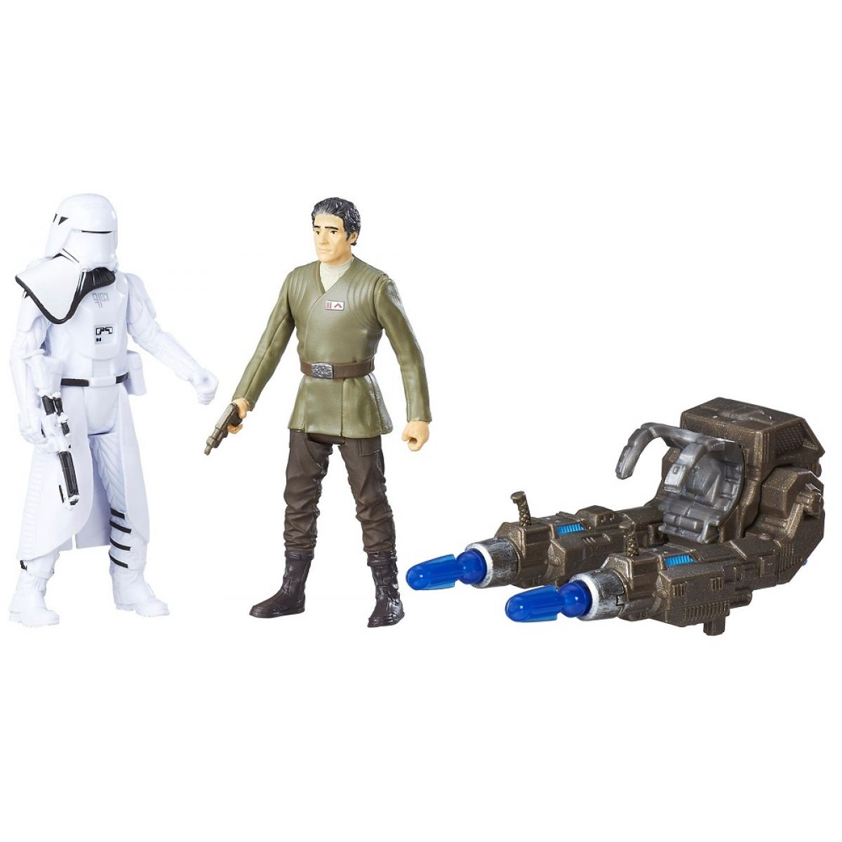 Hasbro Star Wars Rogue One Figurky 2ks - Rebel Commando Pao B7559