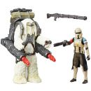 Hasbro Star Wars Rogue One Figurky 2ks - Rebel Commando Pao B7559 2