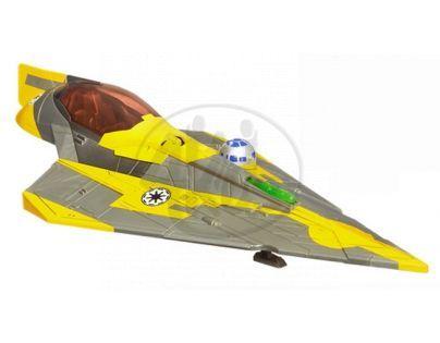 Hasbro Star Wars Vesmírná vozidla II - Anakin's Jedi Starfighter