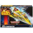 Hasbro Star Wars Vesmírná vozidla II - Anakin's Jedi Starfighter 2
