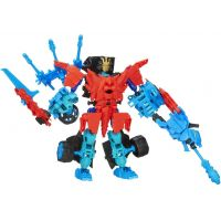 HASBRO A9872 - TRANSFORMERS 4 - Construct Bots  Autobot Drift & Roughneck Dino