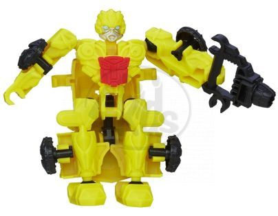 Transformers 4 Construct Bots Jezdci - Bumblebee