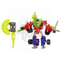 HASBRO A9871 - TRANSFORMERS 4 Construct Bots Optimus Prime & Gnaw Dino