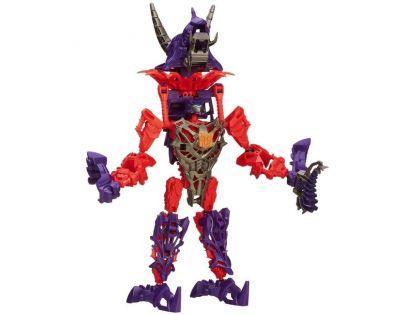 Transformers 4 Construct Bots s pohyblivými prvky - Dinobot Slug
