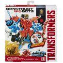 Transformers 4 Construct Bots Transformer se zvířetem - Autobot Drift a Roughneck Dino 3