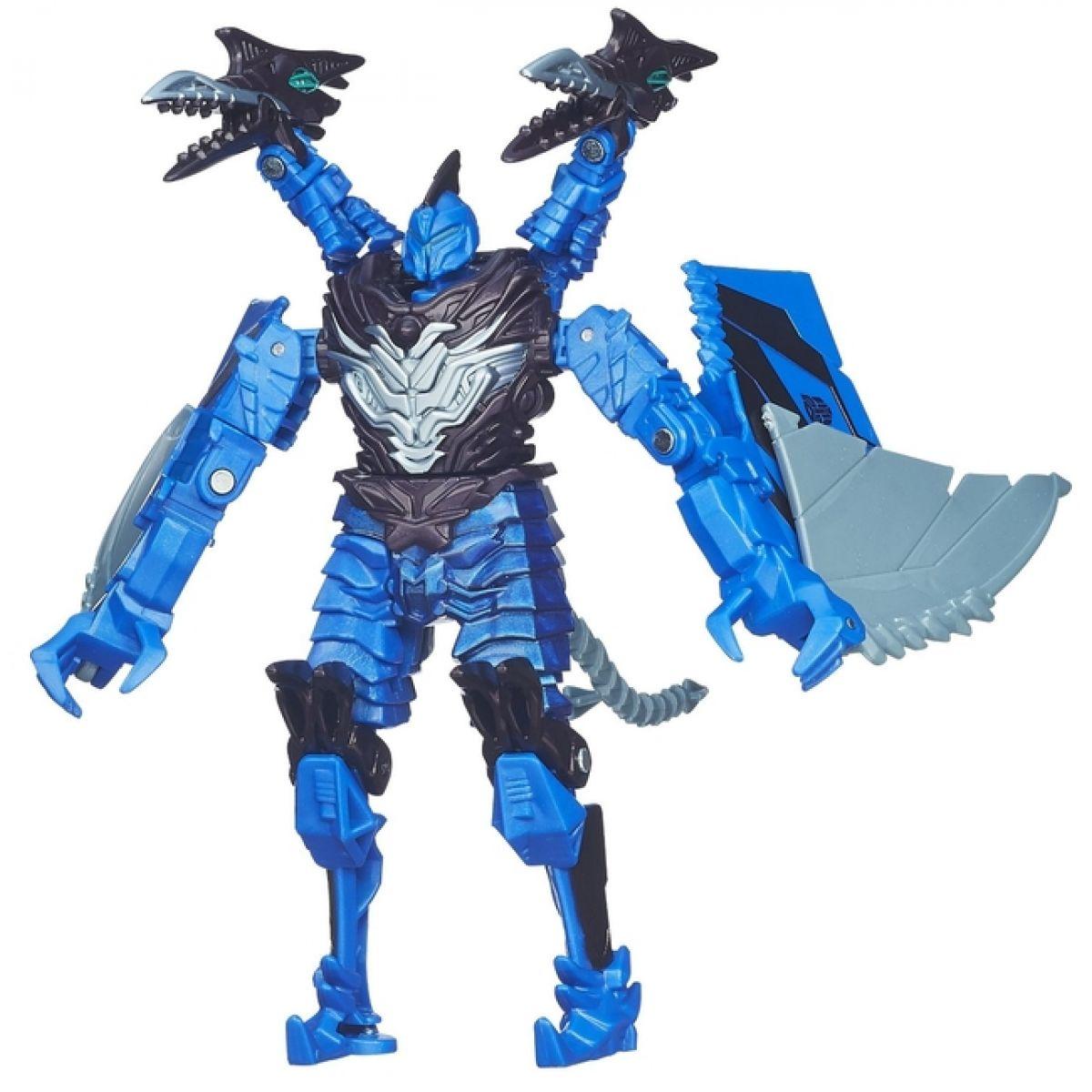 Transformers 4 s pohyblivými prvky - Strafe