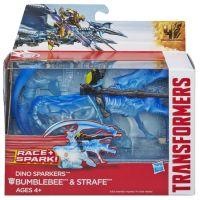 Transformers 4 Transformeři na zvířatech - Bumblebee a Strafe 2