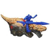 Transformers 4 Transformeři na zvířatech - Optimus Prime a Grimlock