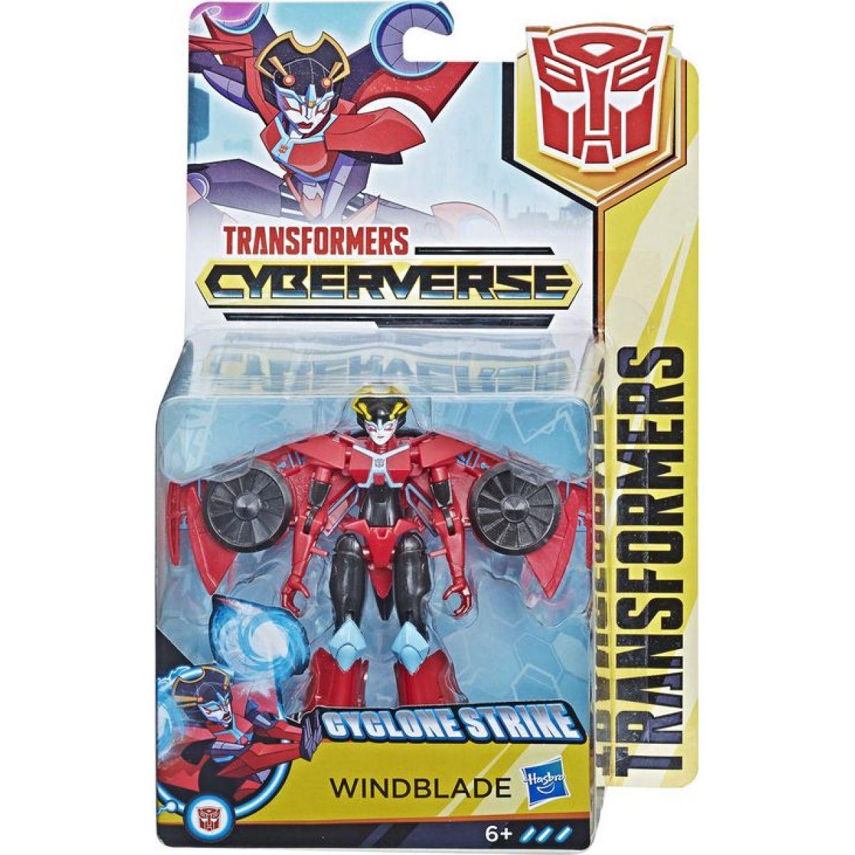 Hasbro Transformers Action attacker 15 Windblade