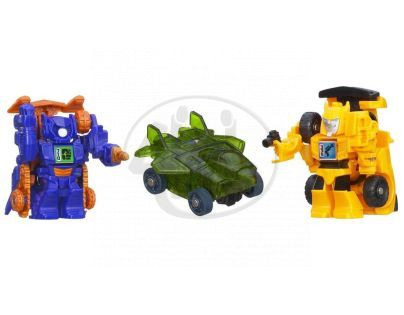 Transformers BOT SHOTS 3-packs Hasbro A2578 - Bumblebee Shockwawe Skyquake