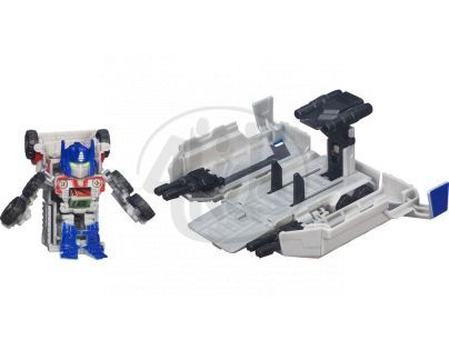 Hasbro Transformers Bot Shots s odpalovačem - Optimus Prime