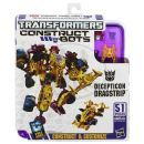 Transformers Construct bots Transformer s doplňky - Decepticon Dragstrip 3