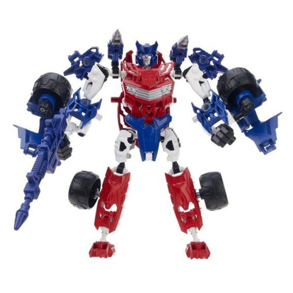 Transformers Construct bots Transformer s doplňky - Smokescreen