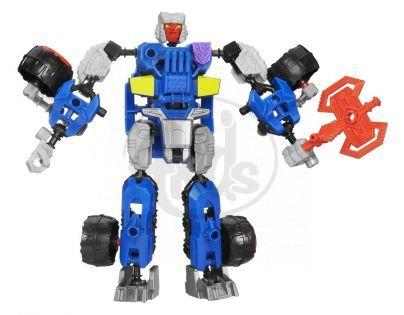 Transformers Construct bots základní - Decepticon Breakdown