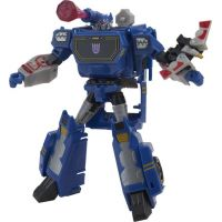 Hasbro Transformers Cyberverse figurka řada Deluxe Soundwave