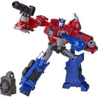 Hasbro Transformers Cyberverse figurka řada Deluxe Optimus Prime