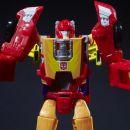 Hasbro Transformers Generation Titans Return Hot Rod a Firedrive 5